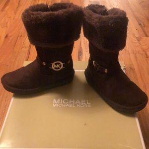 Michael Kors kids boots